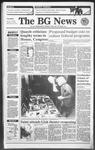The BG News October 16, 1990