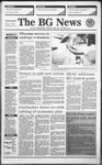 The BG News October 17, 1990