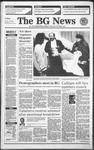 The BG News October 19, 1990