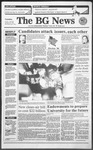The BG News October 23, 1990