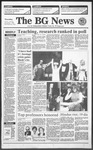 The BG News November 1, 1990