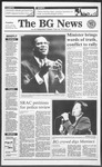 The BG News November 6, 1990