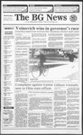The BG News November 7, 1990
