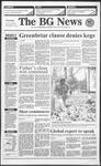 The BG News November 8, 1990