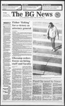 The BG News November 9, 1990