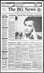 The BG News November 13, 1990