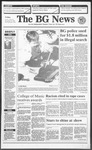 The BG News November 16, 1990