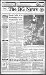 The BG News November 27, 1990
