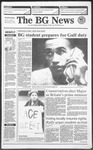 The BG News November 28, 1990