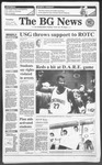 The BG News December 11, 1990