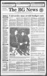 The BG News December 12, 1990