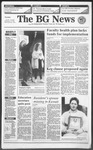 The BG News December 13, 1990