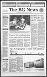The BG News December 14, 1990