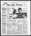 The BG News December 17, 1990