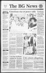 The BG News January 16, 1991