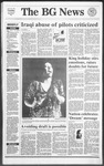 The BG News January 22, 1991