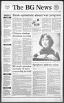 The BG News January 24, 1991
