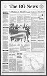 The BG News January 25, 1991