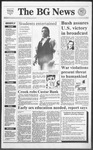 The BG News January 30, 1991