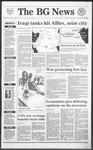 The BG News January 31, 1991