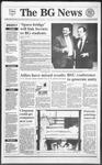 The BG News February 1, 1991