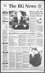 The BG News February 6, 1991