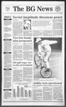 The BG News February 8, 1991