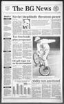 The BG News February 8, 1991