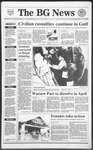The BG News February 13, 1991