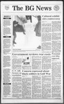 The BG News February 15, 1991