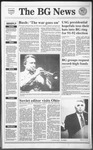 The BG News February 19, 1991