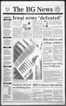 The BG News February 28, 1991