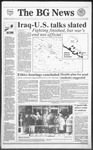 The BG News March 1, 1991