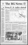 The BG News March 1, 1991