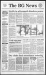 The BG News March 5, 1991