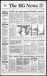 The BG News March 5, 1991