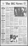 The BG News March 8, 1991