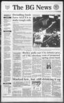 The BG News March 12, 1991