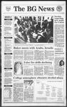The BG News March 13, 1991