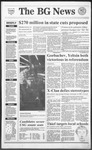 The BG News March 19, 1991