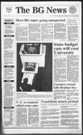 The BG News March 20, 1991