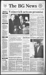 The BG News March 22, 1991