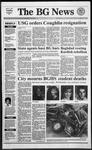 The BG News April 2, 1991