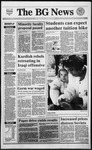 The BG News April 3, 1991