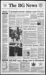 The BG News April 5, 1991
