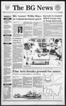 The BG News April 9, 1991