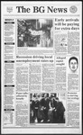 The BG News April 10, 1991
