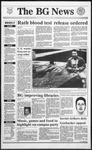 The BG News April 11, 1991