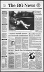 The BG News April 12, 1991
