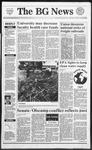 The BG News April 16, 1991
